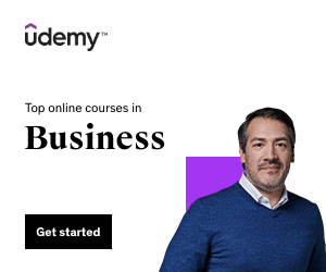 Top Online Courses by Udemy