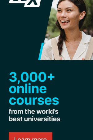 3000+ Courses from the world's best universities